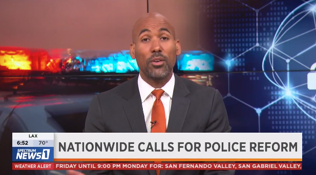 Featured Image Nationwide Calls for Police Reform