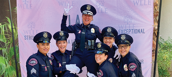 Featured Image CPCA Women Leaders in Law Enforcement Conference – Anaheim, CA